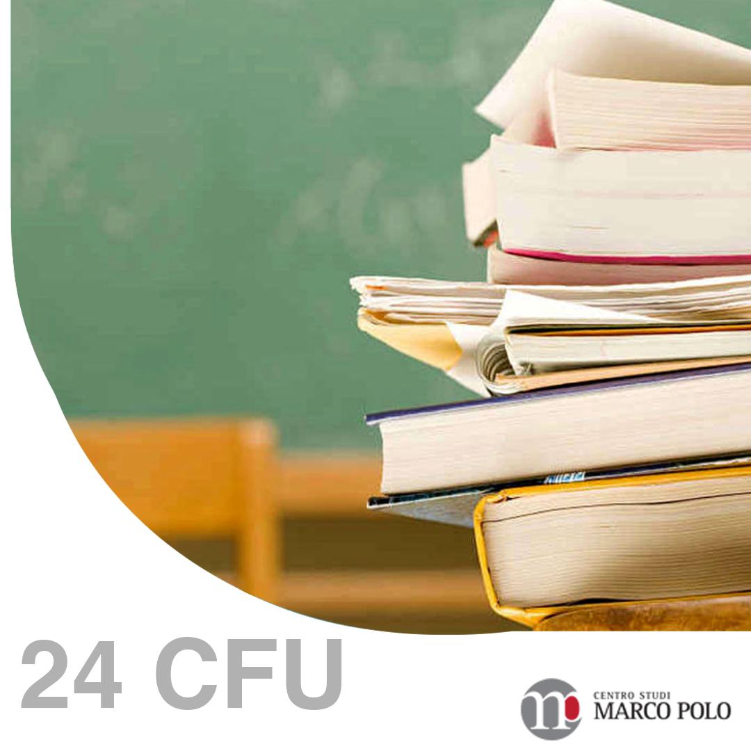 24 CFU centro studi marco polo