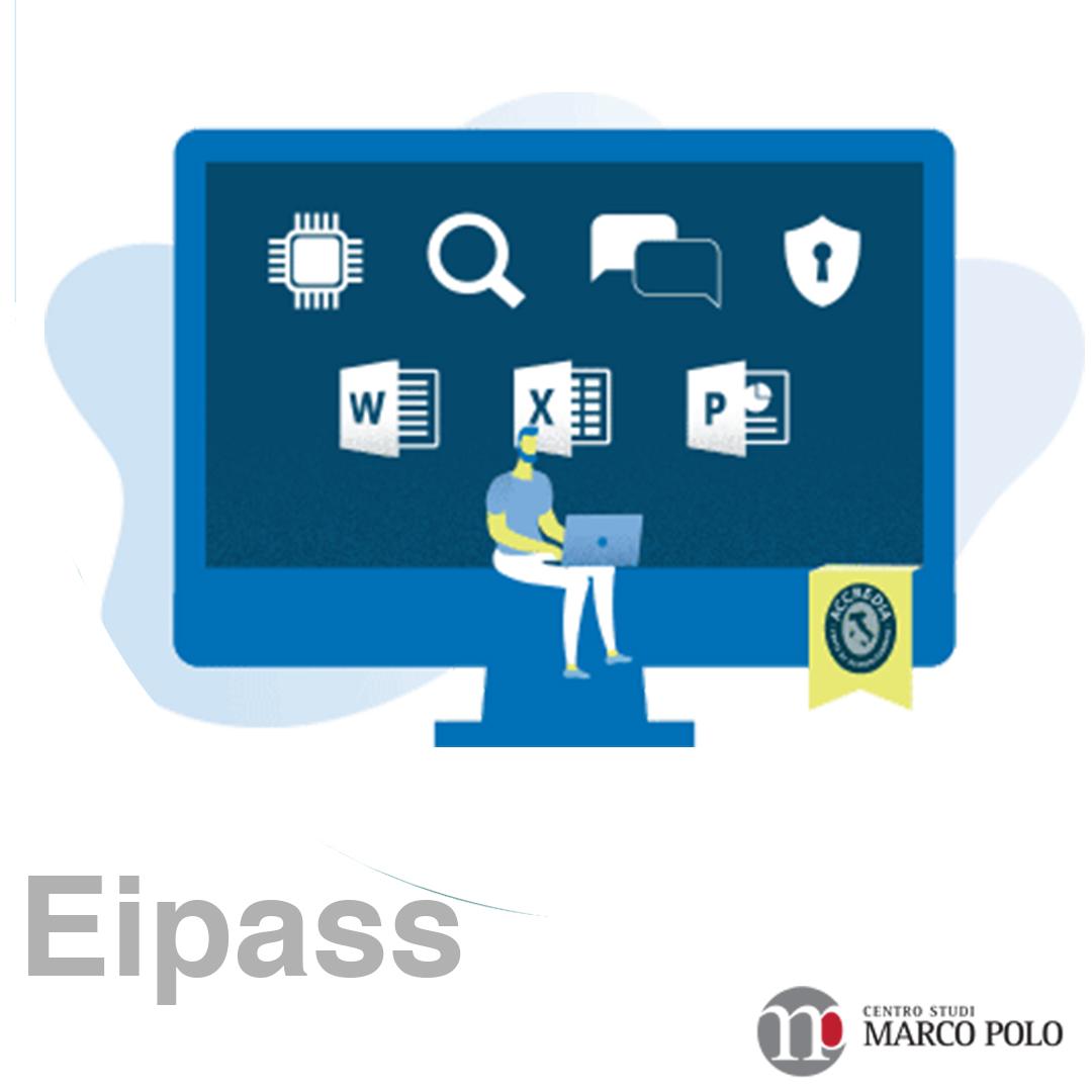 Eipass – centro studi marco polo – corsi informatica